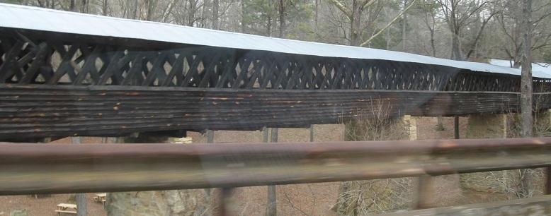 Driving Past The Legg Bridge On Cr 1043 Eb It S Not My