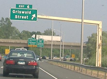 Connecticut Roads - CT 2 EB to Exit 16