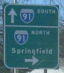 Connecticut Roads - I-91