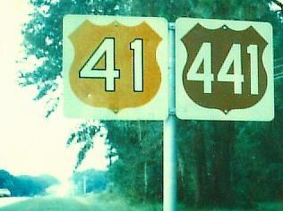 Florida Roads - US 441/41/17/92/FL 7