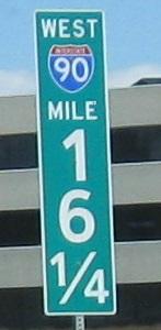 Illinois Roads - I-90