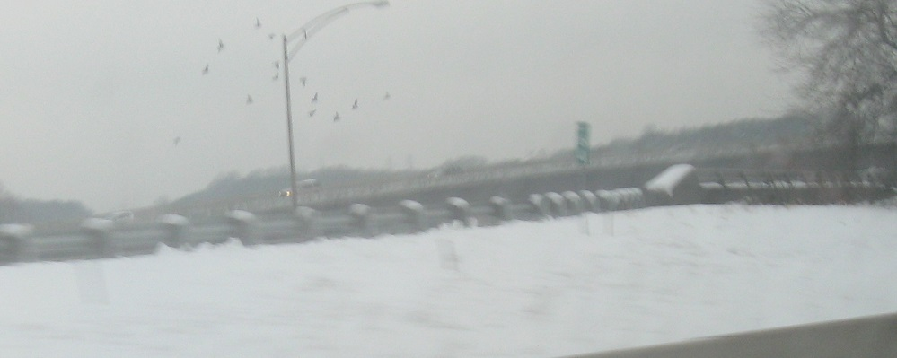 What Is Hov Lane >> This January 2011 run starts north of the I-695 ...