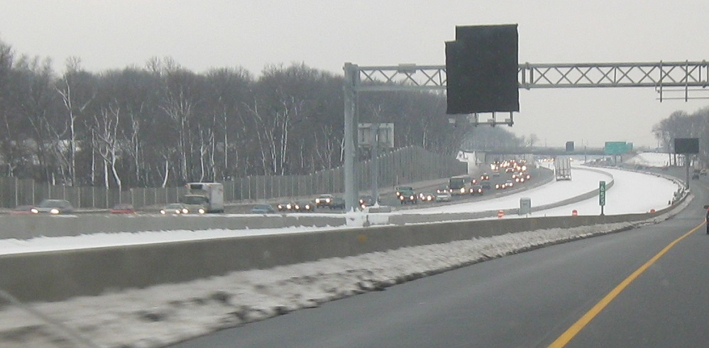 What Is Hov Lane >> This January 2011 run starts north of the I-695 interchange, at the beginning of the future toll ...