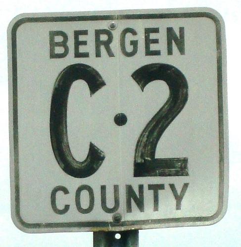 New Jersey Roads Bergen County