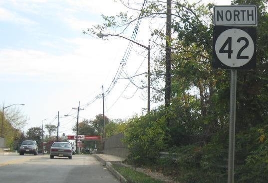 New Jersey Roads - Camden CR 753