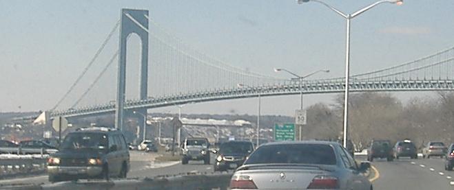 New York Roads - Belt Pkwy  WB