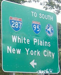 New York Roads - I-95 - Bruckner Expwy /New England Thruway