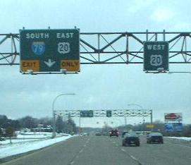 Pennsylvania Roads - US 20