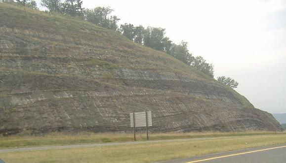 West Virginia Roads - WV 55